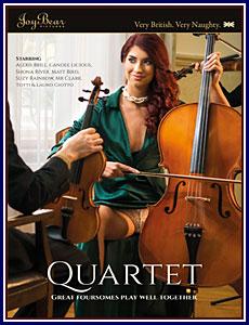 Quartet Porn DVD