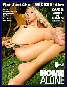 Home Alone Porn DVD