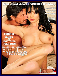 Erotic Massage Porn DVD