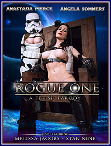 Rouge One: A Fetish Parody Porn DVD