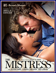 The Mistress Porn DVD
