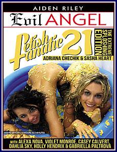 Aiden Riley: Fetish Fanatic 21 Porn DVD