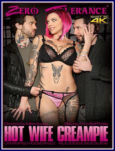 Hot Wife Creampie Porn DVD