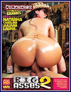 Big Asses 2 (Nalgas Grandes) Porn DVD