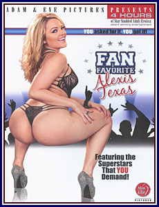 Fan Favorite: Alexis Texas Porn DVD