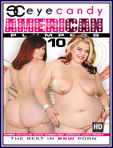 American Plumpers 10 Porn DVD