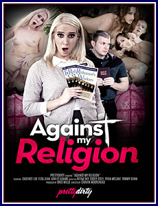 Against My Religion Porn DVD