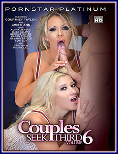 Couples Seek Third 6 Porn DVD