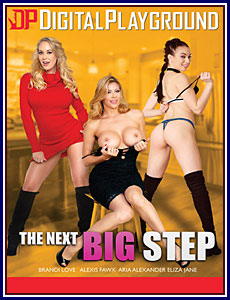 The Next Big Step Porn DVD