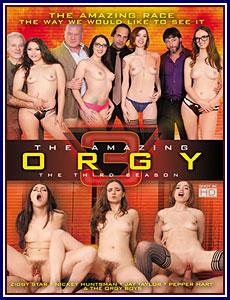 The Amazing Orgy 3 Porn DVD