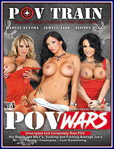 POV Wars Porn DVD