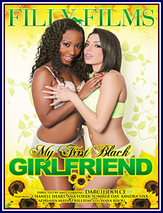 My First Black Girlfriend Porn DVD