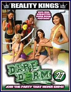Dare Dorm 27 Porn DVD