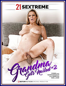 Grandma Gets Nailed 2 Porn DVD