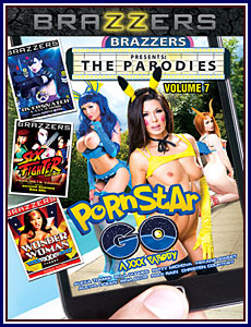 Pornstar Go: A XXX Parody Porn DVD