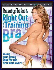 Ready To Take It All Right Out The Training Bra Porn DVD
