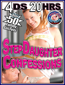 StepDaughter Confessions 20 Hrs 4-Pack Porn DVD
