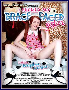 I Fucked My Brace Faced Sister Porn DVD