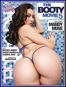 The Booty Movie 5 Porn DVD