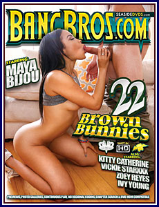 Brown Bunnies 22 Porn DVD