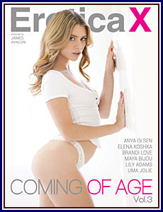 Coming of Age 3 Porn DVD