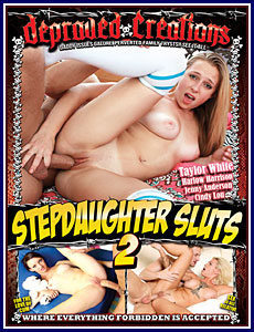 Stepdaughter Sluts 2 Porn DVD