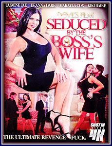 Seduced by the Boss's Wife 8 Porn DVD