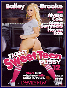 Tight Sweet Teen Pussy 12 Porn DVD