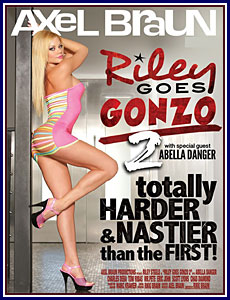 Riley Goes Gonzo 2 Porn DVD