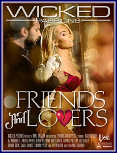 Friends and Lovers Porn DVD
