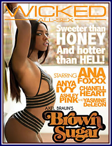 Axel Braun's Brown Sugar Porn DVD