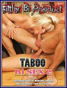 Taboo Bi Sex 2 Porn DVD