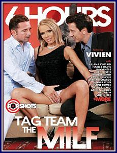 Tag Team The MILF Porn DVD