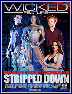 Stripped Down Porn DVD