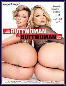 Buttwoman Vs Buttwoman Porn DVD