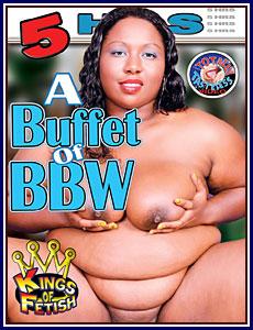A Buffet of BBW 5 Hrs Porn DVD