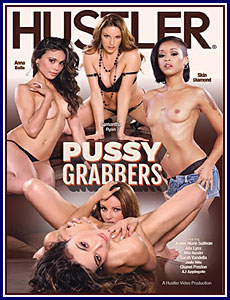 Pussy Grabbers Porn DVD