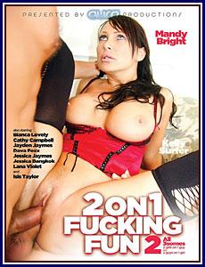 2 On 1 Fucking Fun 2 Porn DVD