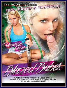 Blazed Babes Porn DVD
