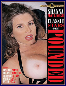 Classic Stars Get Pounded Porn DVD