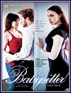 The Babysitter 11 Porn DVD