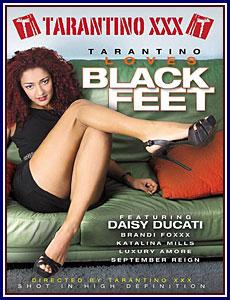Tarantino Loves Black Feet Porn DVD