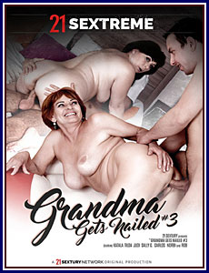 Grandma Gets Nailed 3 Porn DVD