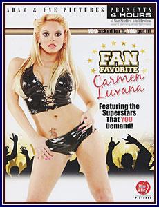 Fan Favorite: Carmen Luvana Porn DVD