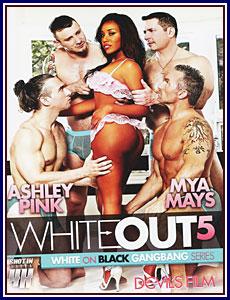 White Out 5 Porn DVD