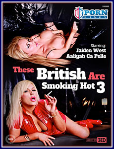 These British Are Smoking Hot 3 Porn DVD