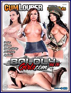 Boldly Girls 6 Porn DVD