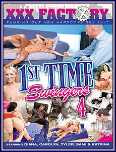 1st Time Swingers 4 Porn DVD