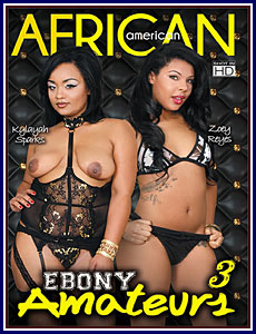 Ebony Amateurs 3 Porn DVD