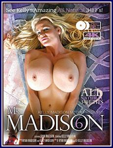 Ms. Madison 6 Porn DVD